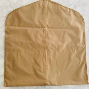 Burberry Storage & Organization - Burberry Garment Bag Travel Fold Over NEW Tan Gold